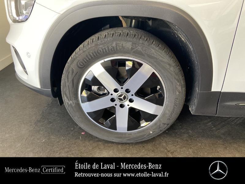 Mercedes GLB 200d 150ch Progressive Line 8G DCT Blanc occasion à BONCHAMP-LES-LAVAL - photo n°15