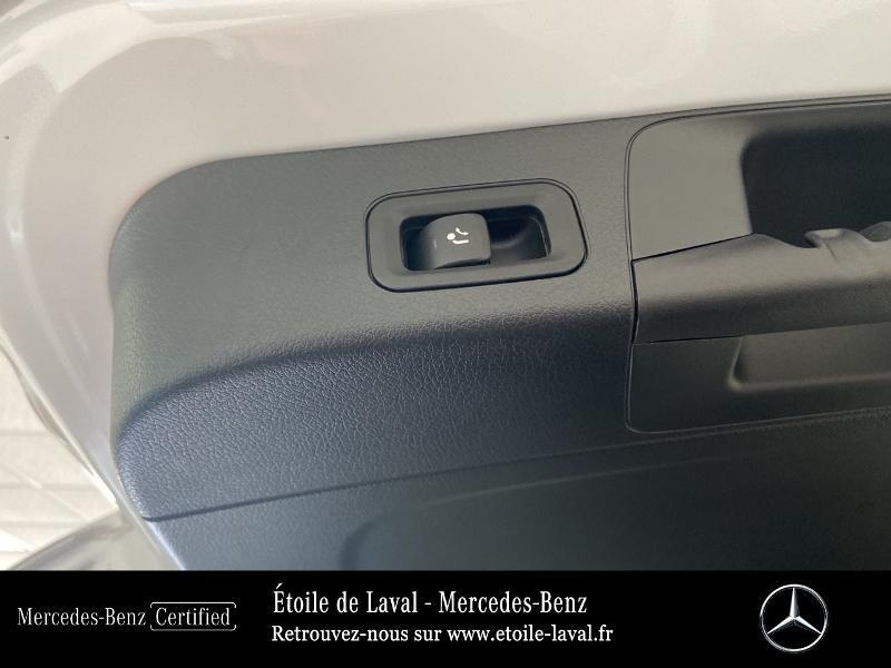 Mercedes GLB 200d 150ch Progressive Line 8G DCT Blanc occasion à BONCHAMP-LES-LAVAL - photo n°19