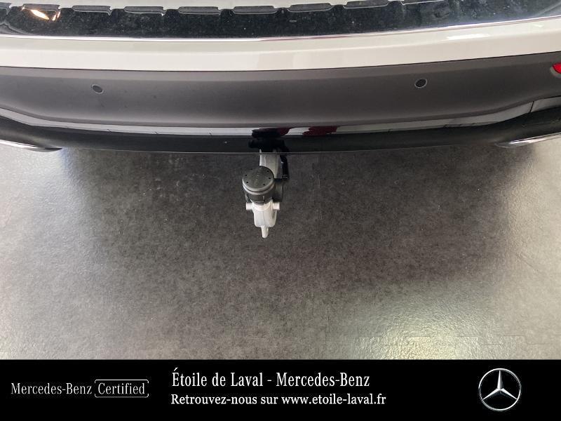 Mercedes GLB 200d 150ch Progressive Line 8G DCT Blanc occasion à BONCHAMP-LES-LAVAL - photo n°18