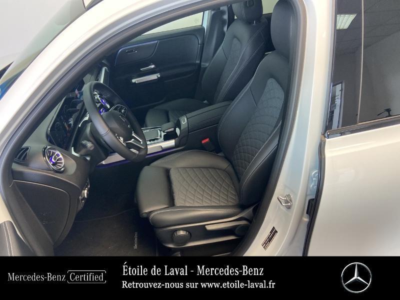 Mercedes GLB 200d 150ch Progressive Line 8G DCT Blanc occasion à BONCHAMP-LES-LAVAL - photo n°5