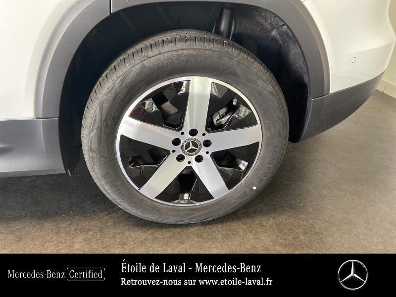 Mercedes GLB 200d 150ch Progressive Line 8G DCT Blanc occasion à BONCHAMP-LES-LAVAL - photo n°16