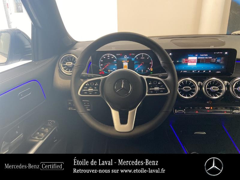 Mercedes GLB 200d 150ch Progressive Line 8G DCT Blanc occasion à BONCHAMP-LES-LAVAL - photo n°7