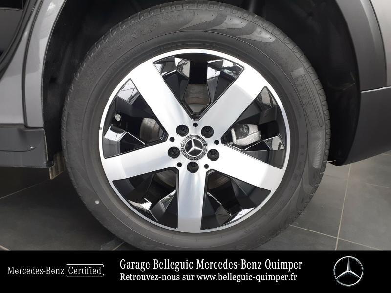 Mercedes GLB 200d 150ch Progressive Line 8G DCT Gris occasion à QUIMPER - photo n°14