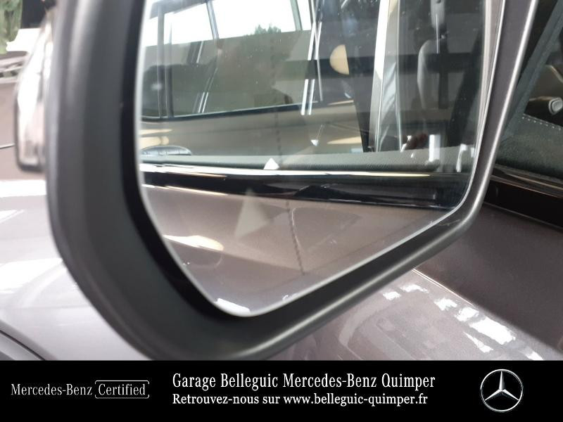 Mercedes GLB 200d 150ch Progressive Line 8G DCT Gris occasion à QUIMPER - photo n°17