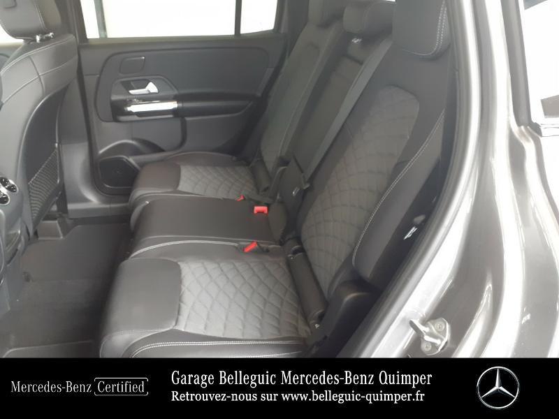 Mercedes GLB 200d 150ch Progressive Line 8G DCT Gris occasion à QUIMPER - photo n°11