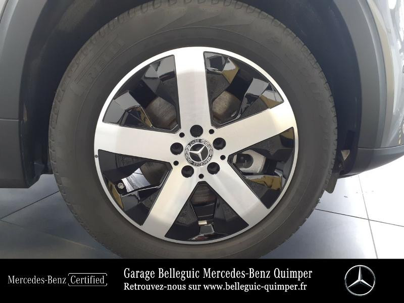 Mercedes GLB 200d 150ch Progressive Line 8G DCT Gris occasion à QUIMPER - photo n°16