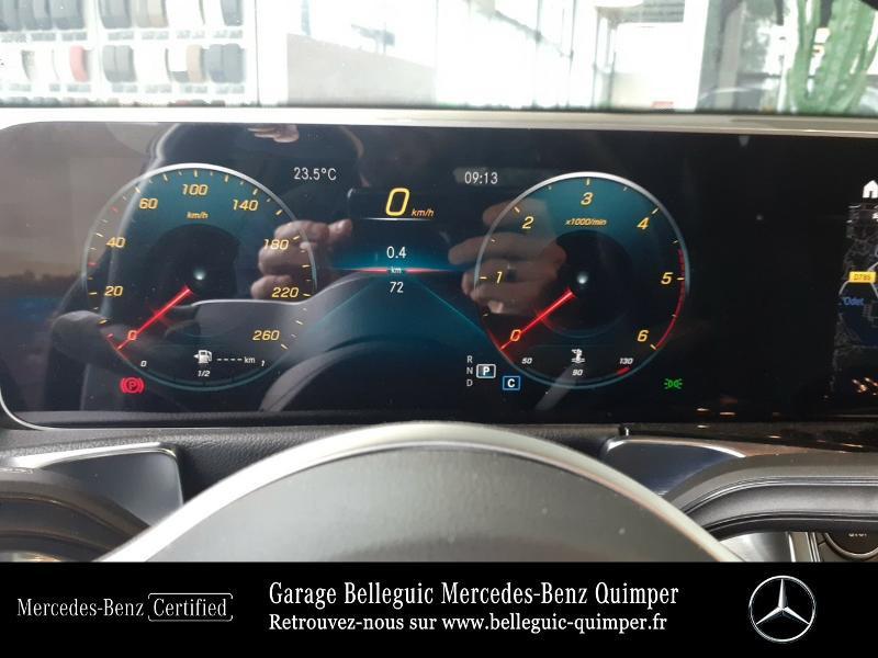 Mercedes GLB 200d 150ch Progressive Line 8G DCT Gris occasion à QUIMPER - photo n°9