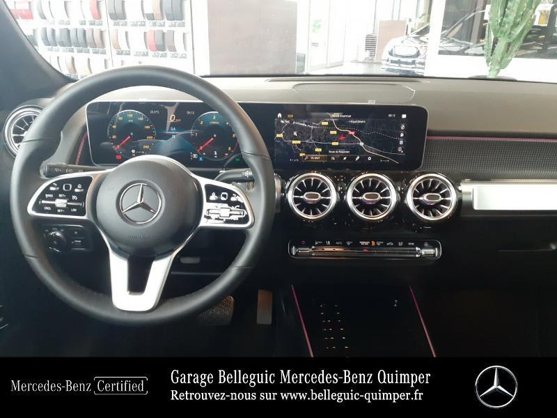 Mercedes GLB 200d 150ch Progressive Line 8G DCT Gris occasion à QUIMPER - photo n°6