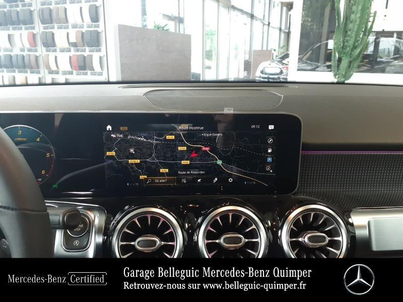 Mercedes GLB 200d 150ch Progressive Line 8G DCT Gris occasion à QUIMPER - photo n°8