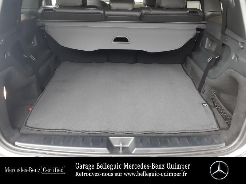 Mercedes GLB 200d 150ch Progressive Line 8G DCT Gris occasion à QUIMPER - photo n°12
