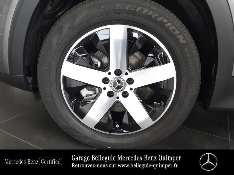 Mercedes GLB 200d 150ch Progressive Line 8G DCT Gris occasion à QUIMPER - photo n°13