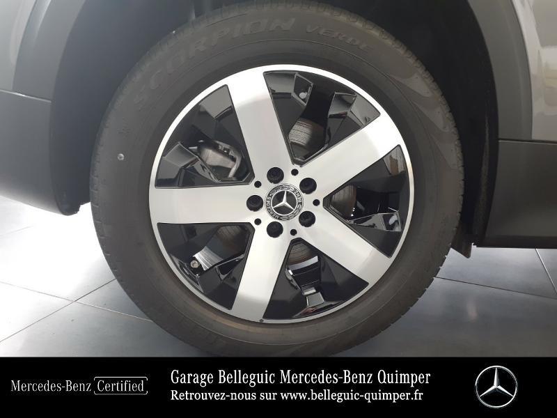 Mercedes GLB 200d 150ch Progressive Line 8G DCT Gris occasion à QUIMPER - photo n°15