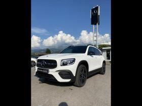 Mercedes GLB Blanc, garage GROUPE HUILLIER OCCASIONS à Gières