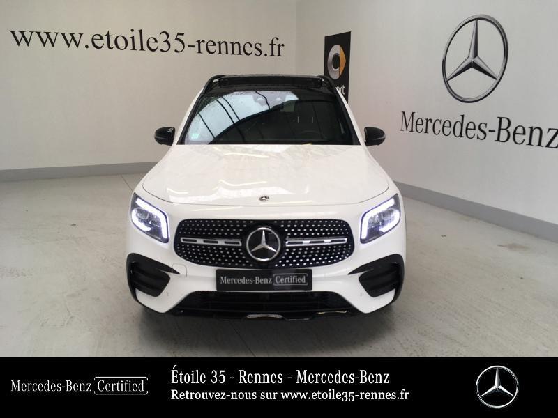 Mercedes GLB 250 224ch AMG Line Launch Edition 4Matic 8G-DCT Blanc occasion à SAINT-GREGOIRE - photo n°3