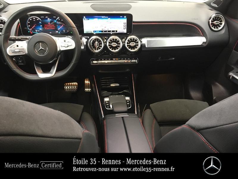 Mercedes GLB 250 224ch AMG Line Launch Edition 4Matic 8G-DCT Blanc occasion à SAINT-GREGOIRE - photo n°6