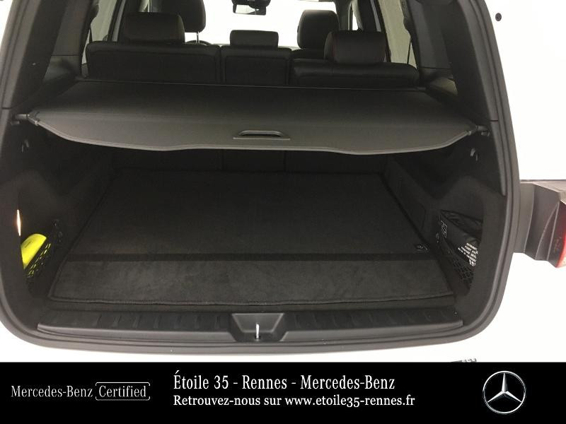 Mercedes GLB 250 224ch AMG Line Launch Edition 4Matic 8G-DCT Blanc occasion à SAINT-GREGOIRE - photo n°11