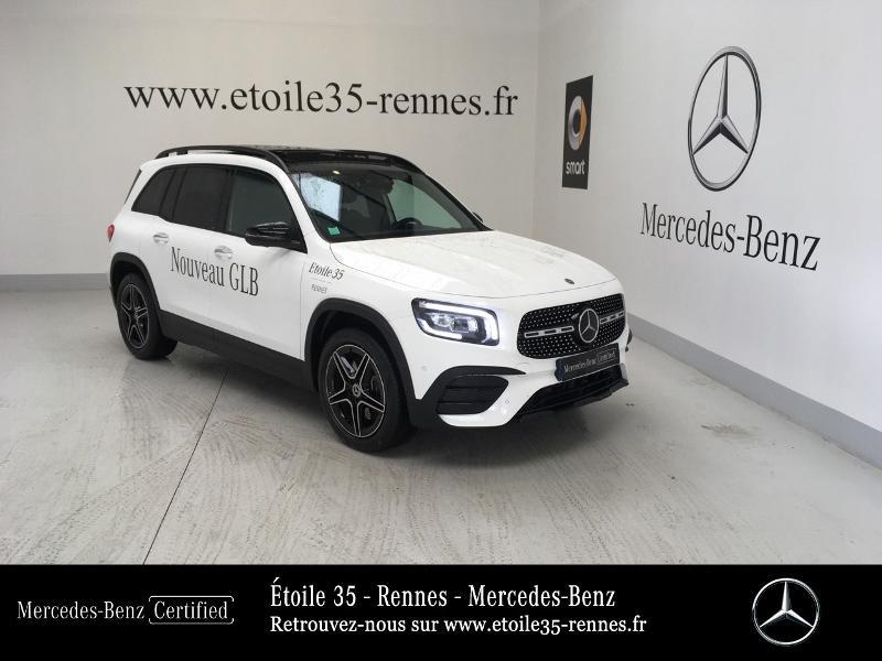 Mercedes GLB 250 224ch AMG Line Launch Edition 4Matic 8G-DCT Blanc occasion à SAINT-GREGOIRE