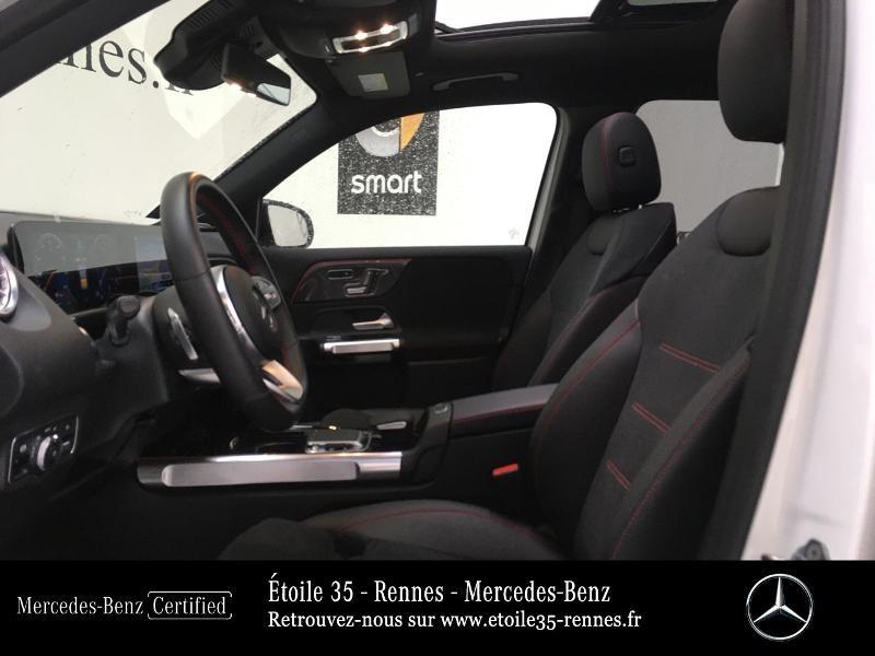 Mercedes GLB 250 224ch AMG Line Launch Edition 4Matic 8G-DCT Blanc occasion à SAINT-GREGOIRE - photo n°8