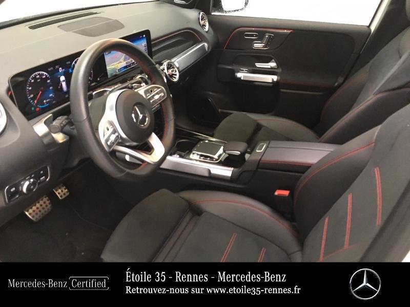 Mercedes GLB 250 224ch AMG Line Launch Edition 4Matic 8G-DCT Blanc occasion à SAINT-GREGOIRE - photo n°7