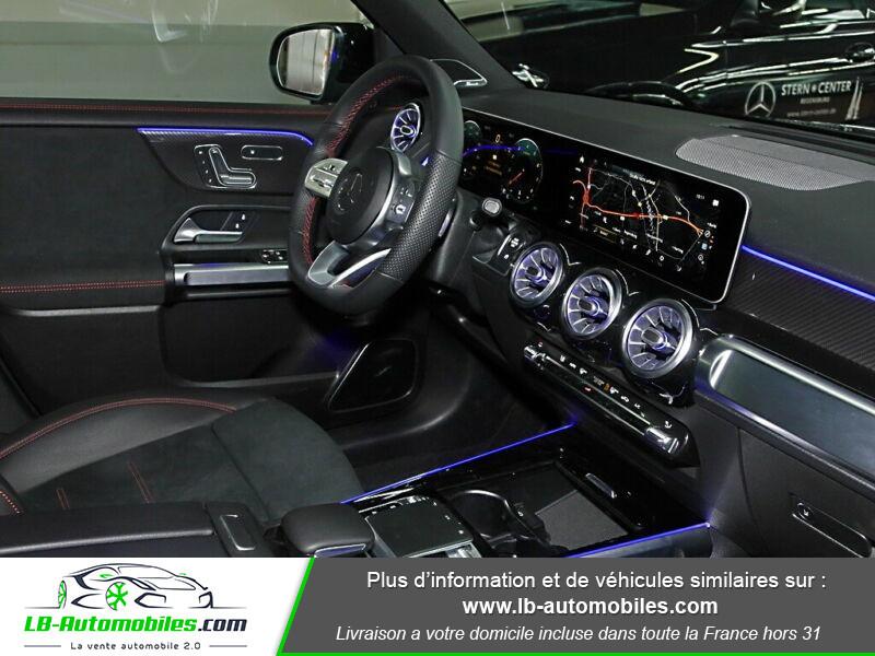 Mercedes GLB 250 4Matic 224 ch Gris occasion à Beaupuy - photo n°4
