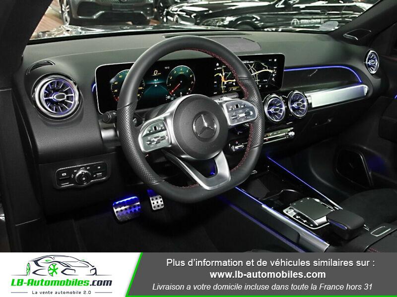 Mercedes GLB 250 4Matic 224 ch Gris occasion à Beaupuy - photo n°7