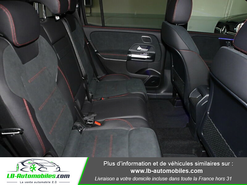 Mercedes GLB 250 4Matic 224 ch Gris occasion à Beaupuy - photo n°6