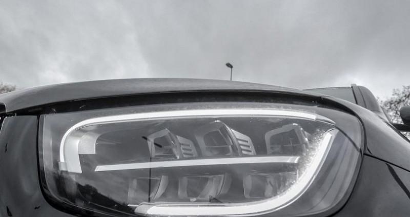 Mercedes GLC 200 4MATIC AMG Noir occasion à Montévrain