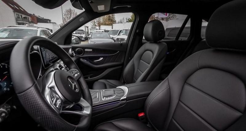Mercedes GLC 200 4MATIC AMG Noir occasion à Montévrain - photo n°4