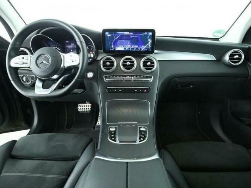 Mercedes GLC 200 D 163CH AMG LINE 9G-TRONIC Noir occasion à Villenave-d'Ornon - photo n°7