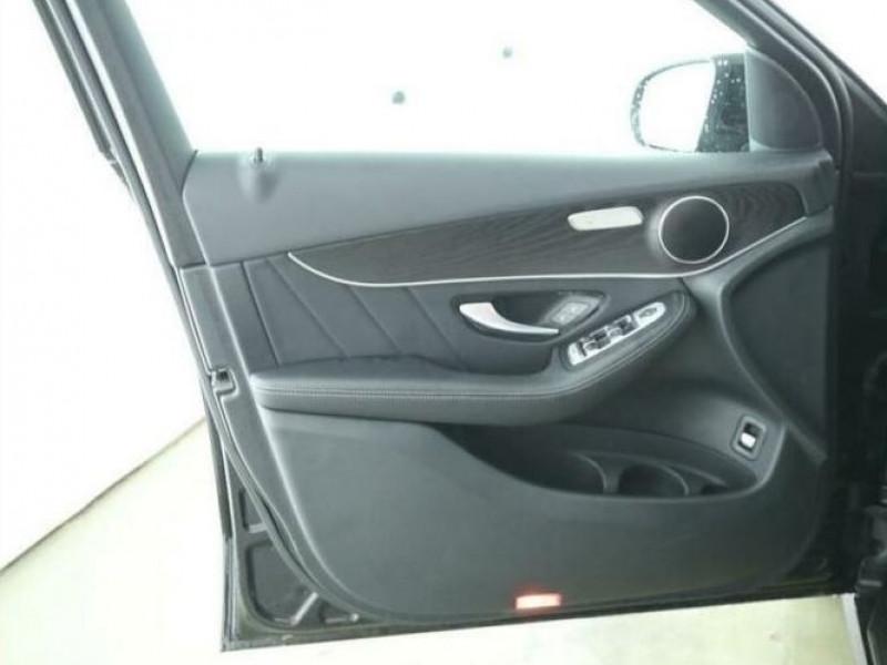 Mercedes GLC 200 D 163CH AMG LINE 9G-TRONIC Noir occasion à Villenave-d'Ornon - photo n°9
