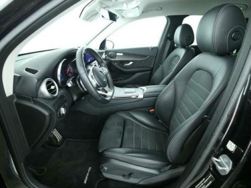 Mercedes GLC 200 D 163CH AMG LINE 9G-TRONIC Noir occasion à Villenave-d'Ornon - photo n°5