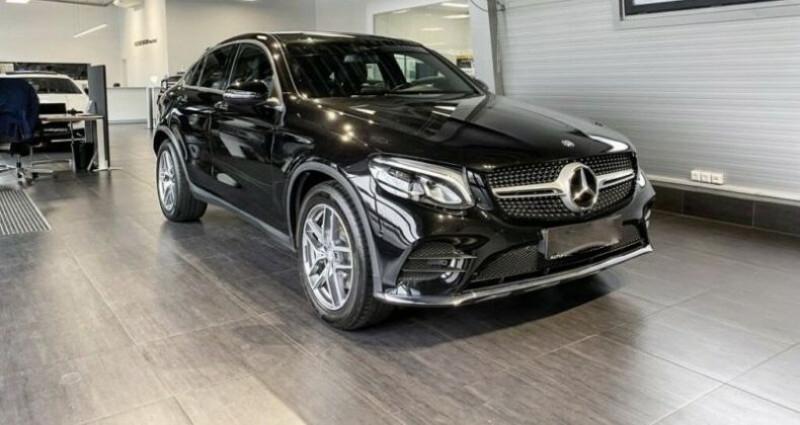 Mercedes GLC 220 COUP? 4MATIC AMG Noir occasion à Remich