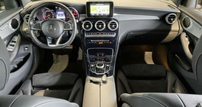 Mercedes GLC 220 COUP? 4MATIC AMG Noir occasion à Remich - photo n°3