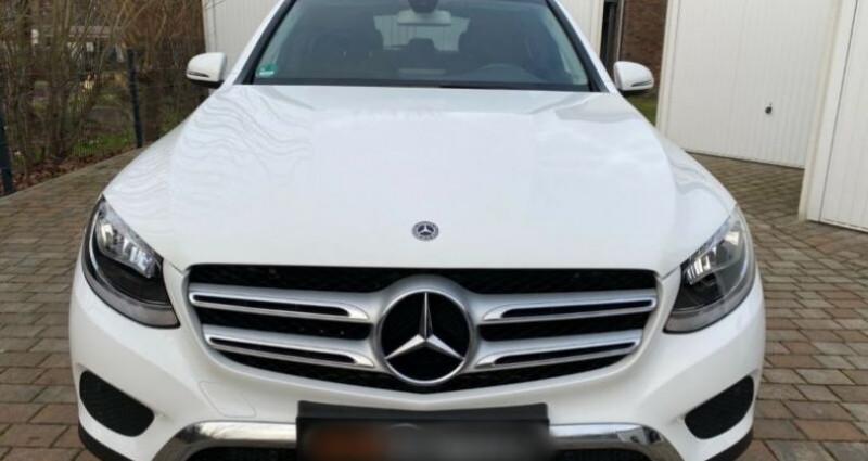Mercedes GLC 220 d 170ch 4Matic 9G-Tronic Blanc occasion à Boulogne-Billancourt - photo n°2