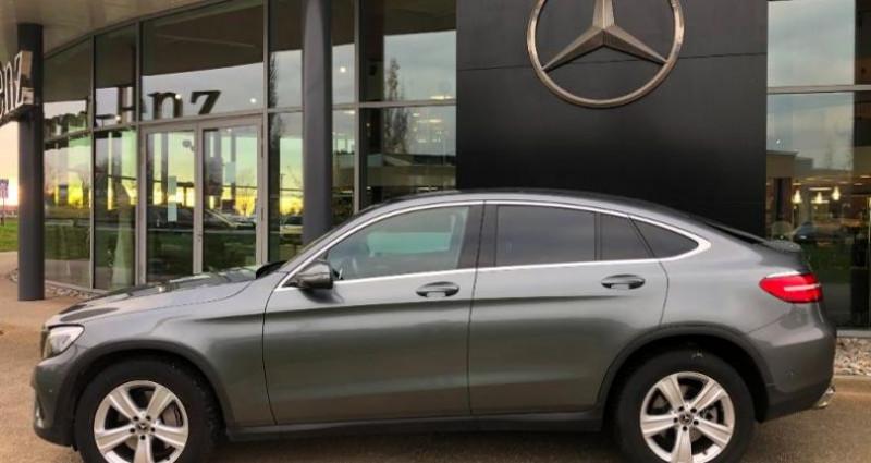 Mercedes GLC 220 d 170ch Business Executive 4Matic 9G-Tronic Euro6c Gris occasion à Valenciennes - photo n°4