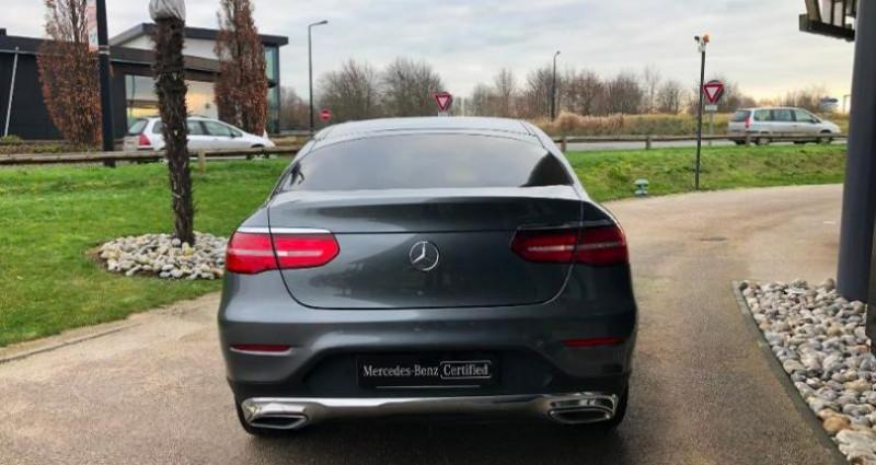 Mercedes GLC 220 d 170ch Business Executive 4Matic 9G-Tronic Euro6c Gris occasion à Valenciennes - photo n°3