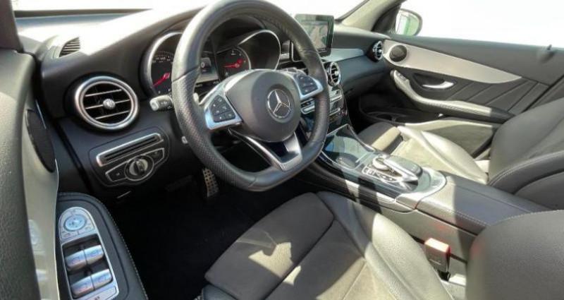 Mercedes GLC 220 d 170ch Sportline 4Matic 9G-Tronic Euro6c Blanc occasion à Cambrai - photo n°7