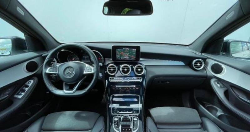 Mercedes GLC 220 d 170ch Sportline 4Matic 9G-Tronic Euro6c Blanc occasion à Cambrai - photo n°6