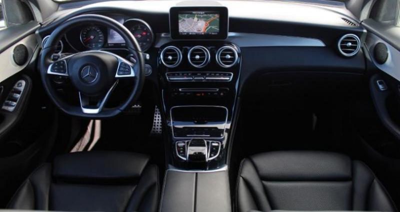 Mercedes GLC 220 d 170ch Sportline 4Matic 9G-Tronic Noir occasion à Distre - photo n°6