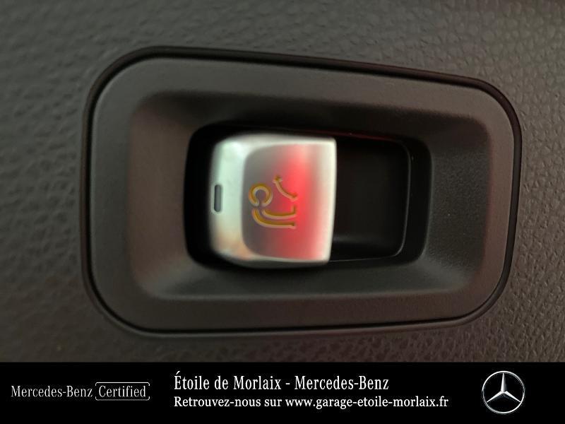 Mercedes GLC 220 d 194ch AMG Line 4Matic 9G-Tronic Blanc occasion à Saint Martin des Champs - photo n°19