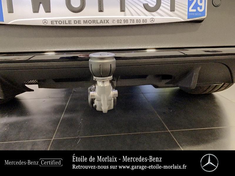Mercedes GLC 220 d 194ch AMG Line 4Matic 9G-Tronic Blanc occasion à Saint Martin des Champs - photo n°18