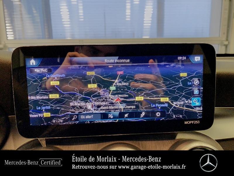 Mercedes GLC 220 d 194ch AMG Line 4Matic 9G-Tronic Blanc occasion à Saint Martin des Champs - photo n°8