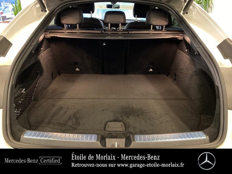 Mercedes GLC 220 d 194ch AMG Line 4Matic 9G-Tronic Blanc occasion à Saint Martin des Champs - photo n°12