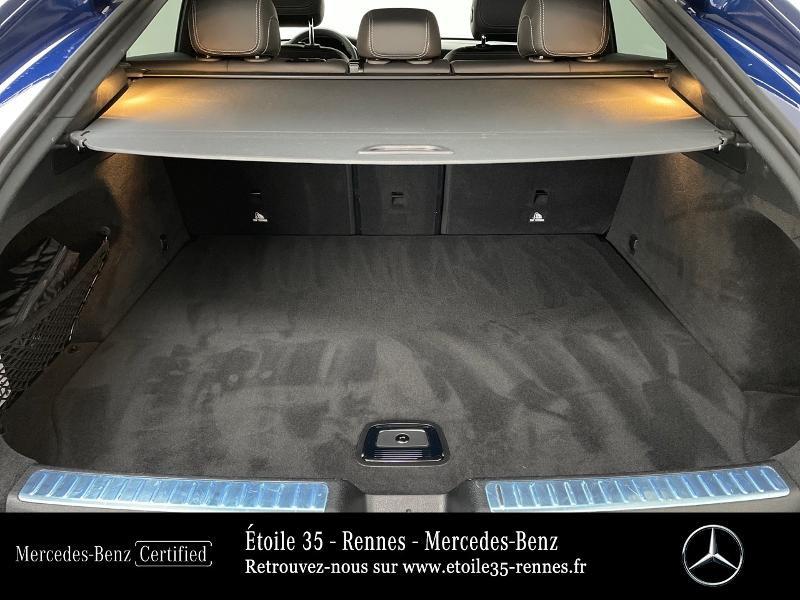Mercedes GLC 220 d 194ch AMG Line 4Matic 9G-Tronic Bleu occasion à SAINT-GREGOIRE - photo n°12