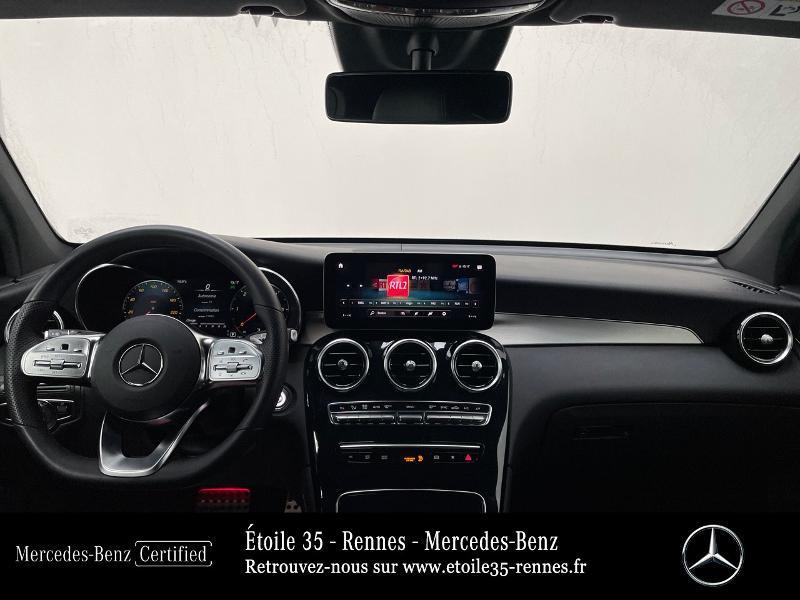 Mercedes GLC 220 d 194ch AMG Line 4Matic 9G-Tronic Bleu occasion à SAINT-GREGOIRE - photo n°6