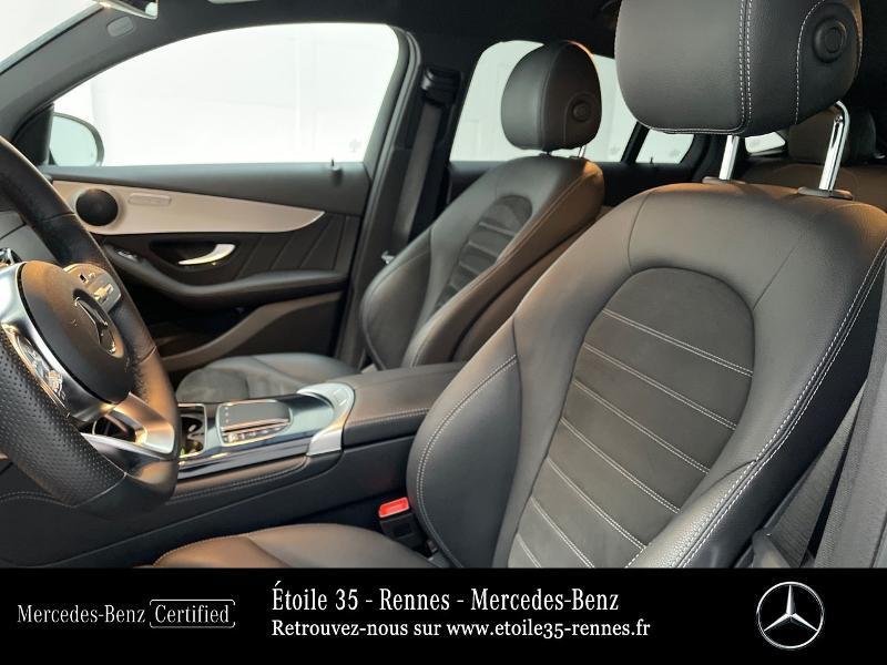 Mercedes GLC 220 d 194ch AMG Line 4Matic 9G-Tronic Bleu occasion à SAINT-GREGOIRE - photo n°19