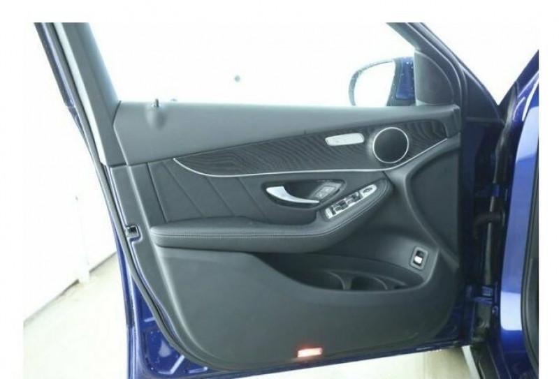 Mercedes GLC 220 D 194CH AMG LINE 4MATIC 9G-TRONIC Bleu occasion à Villenave-d'Ornon - photo n°6