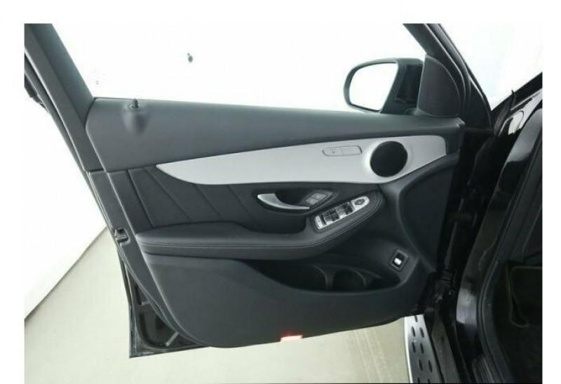 Mercedes GLC 220 D 194CH AMG LINE 4MATIC 9G-TRONIC Noir occasion à Villenave-d'Ornon - photo n°5