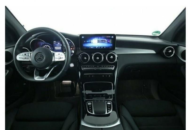 Mercedes GLC 220 D 194CH AMG LINE 4MATIC 9G-TRONIC Noir occasion à Villenave-d'Ornon - photo n°2