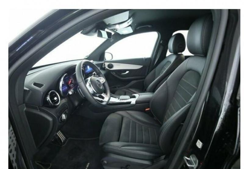 Mercedes GLC 220 D 194CH AMG LINE 4MATIC 9G-TRONIC Noir occasion à Villenave-d'Ornon - photo n°4